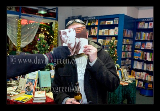 Andy Faair - Greyhound Company Rules book launch in N16